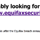 A Small Oversight by Equifax In the Middle of a Massive Data Breach