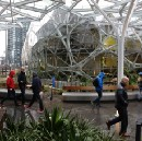 A Backlash Is Mounting in Cities Bidding for Amazon's HQ2