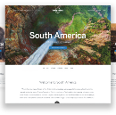Designing destinations at Lonely Planet