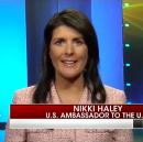 Nikki Haley Seems To Be Saying US Will Remain In Syria As Long As Iran Exists