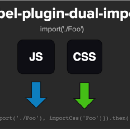 Webpack's import() will soon fetch JS + CSS— Here's how you do it today