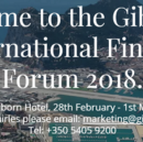 Naoris meets the FinTech community at Gibfin 2018
