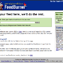 Google's Zombie: Why FeedBurner (Barely) Survives