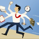 How Being Busy Makes You Less Productive