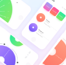UI/UX Case Study: Playlist — Radial Interaction