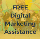 FREE Digital Marketing Services For Small Businesses Through September 2018