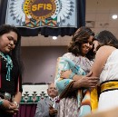 Hold Fast To Your Goals: The First Lady Celebrates the Class of 2016 at Santa Fe Indian School