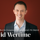 This journalist could flip one of the most gerrymandered districts in the country