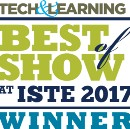 ALEKS Takes Home 2017 ISTE Best of Show Award