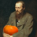 The Only Thing Better Than Dostoevsky is Pumpkin Spice Dostoevsky