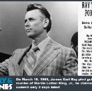 Don't Blame James Earl Ray for MLK