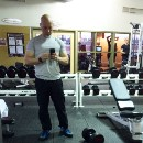 I'm 42 Years Old and Just Posted My First #Gym #Selfie
