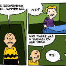 Charlie Brown and the Red-Haired Girl