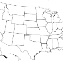 Clinton would have won if the United States looked like this