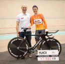 The Hour Record Doesn't Matter. Evie Does.