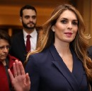 The 8 Real Reasons Why Hope Hicks Is Leaving The Trump White House Now