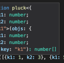 A Typed pluck: exploring TypeScript 2.1's mapped types