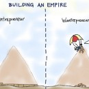 Why is India full of Wannabe-entrepreneurs, including myself?