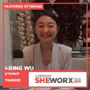 SheWorx AAA Spotlight: I-Ding Wu, Founder, KtchUp