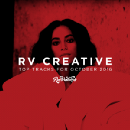 #RVCreative Top Tracks of the Month: October 2016