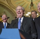 I watched Senate Republicans laugh as Americans pleaded for their lives
