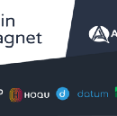 New projects on Coin Magnet this week