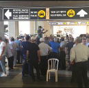 Why The Striking Taxi Drivers at Ben Gurion Airport Are Right