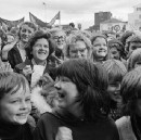 Ninety percent of Iceland's women walked off the job in 1975, and the country came to a halt