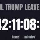 They want you to give up hope. Don't. Time is on our side against Trump.