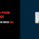 Poems Of The Week 005: The Last River On Earth Writes A Poem