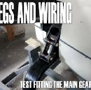 Gear Legs and Wiring