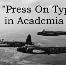 """Press On Types"" in Academia"