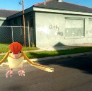 Pokémon Go in the Lower Ninth Ward