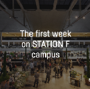 The first week on campus