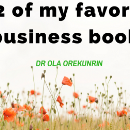 My Favorite Business Reads
