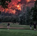 A Burning House on the Hill