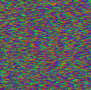 Data compression using images