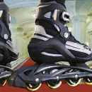 Rollerblading the Halls of Power