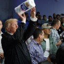 Trump's Puerto Rico Claims Fact Checked: Medical Community Now Confirms That Being Half Submerged…