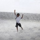 What Do a Trampoline, a Very Old Iphone, and a Rainstorm Have in Common?