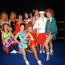 Photos of the women wrestlers of GLOW are glorious snapshots of 1980s kitsch
