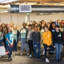 Welcoming Girls Who Code at Pinterest