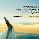 3 Similarities between Traveling and Reading Foreign Books (infographic)