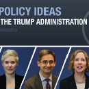 Five policies for the new administration that we can all agree on