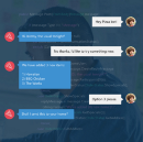 If you're building a conversational bot…Don't