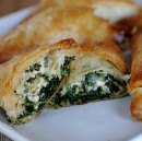 Spanakopita is a perfect food.