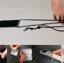 DIY: How I Made a Mobile Phone Neck Strap Lanyard Case for $6