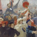 The Russian Revolutions of 1905 and 1917