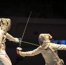 'Seeing' fencing for the first time