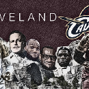 Cleveland Cavaliers Mount Rushmore